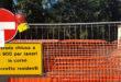 Arco Felice Vecchio, chiusa la strada per lavori fino all'11 agosto 2017