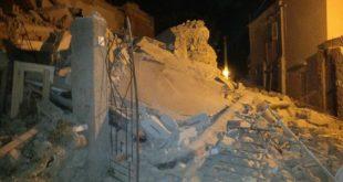 Terremoto Ischia, INGV eleva il magnitudo a 4,0. Due morti e 25 feriti