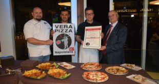 IL MARCHIO VERA PIZZA Napoletana  A HAPPY HOURS MONTE DI PROCIDA VIDEO