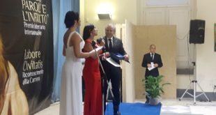 Premio letterario internazionale di poesia inedita alla sala Ostrichina. Video
