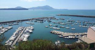 Angoli di Acquamorta Passeggiata a Marina di Monte di Procida.Video