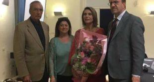 Premio Miseno alla Cultura   all'attrice Paola Pitagora