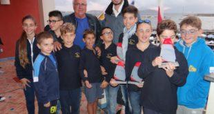 IL Sindaco Pugliese incontra i campioni del Circolo Nautico Monte di Procida. Video e foto