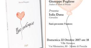 """""""Sei Ovunque"""" il prof. Pasquino presenterà il suo libro domenica 22 ottobre a villa Matarese"""