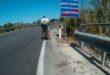 Monte di Procida-Belvedere Marittimo in bici..Stefano e Gennaro. Video