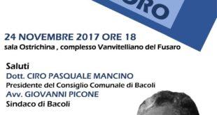 """""""CHI E PERCHE' HA UCCISO ALDO MORO"""" convegno pubblico, patrocinato dal Comune di Bacoli"""