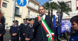 DISCORSO di Giuseppe Familiari e del sindaco Peppe Pugliese alla COMMEMORAZIONE CADUTI IN GUERRA