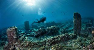 """Viaggio nella """"Baia sommersa"""", mostra di fotografie subacquee a cura dell'ass. Michele Sovente"""