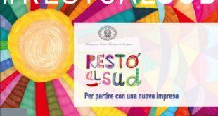 """""""RESTO AL SUD """" : OPPORTUNITA' ANCHE PER I GIOVANI BACOLESI"""