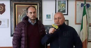 Il sindaco Pugliese parla delle problematiche di Cappella .Video