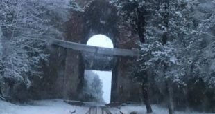 La Neve nei Campi Flegrei. Video e Foto di Paco Smart