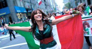 Francesca Alderisi (Forza Italia) candidata SENATO Nord e Centro America.Video