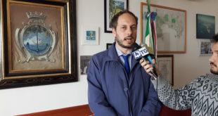 Il sindaco Pugliese e le dimissioni di Domenico Colandrea. Intervista video