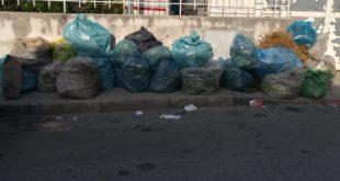 Raccolta rifiuti: situazione sempre più insostenibile nell'indifferenza del Sindaco e di tutta l'Amministrazione