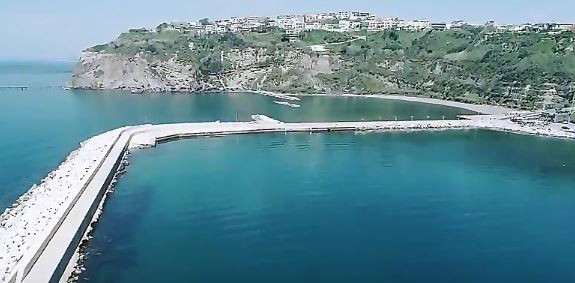 Le bellezze di Monte di Procida in un video del Circolo Nautico. DADO drone.Video