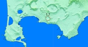 Campi Flegrei, piccola scossa avvertita in mattinata a Pozzuoli