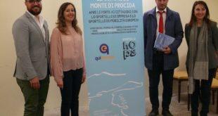 Monte di Procida i primi due sportelli dedicati alle imprese e alla mobilità europea.VIDEO Video