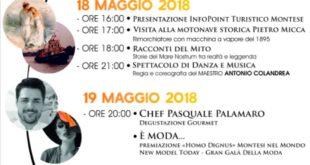 """Monte di Procida, dalla celebrazione del Mare a Peppe Barra: al via la rassegna """"Arte, Moda e Musica nella Terra del Mito"""""""