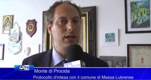 Patto di amicizia tra Monte di Procida e Massa Lubrense. Video intervista