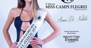 Si chiama Anna di Natale vive a Bacoli ed è la nuova miss Campi Flegrei Foto