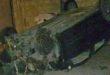 Perde il controllo dell'auto in via Cuma  e si ribalta: morto nella notte 22enne
