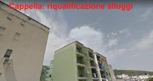 Cappella: finanziata con 2 milioni e mezzo di euro la riqualificazione dei 98 alloggi