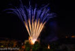 Video integrale dei fuochi in Villa Matarese per i festeggiamenti in onore di Sant'Antonio