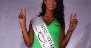 La montese Carmela Biondi è Miss Equilibra Basilicata e concorrerà per la finalissima di Jesolo