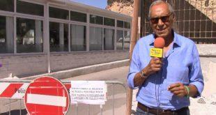 Francesco Paolo Iannuzzi.. tre consigli per la strada chiusa a Torregaveta. Video
