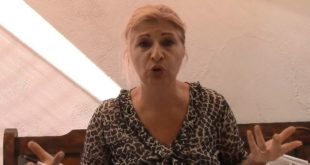 Strada chiusa a Torregaveta intervista esclusiva a Maria Teresa Illiano.Video