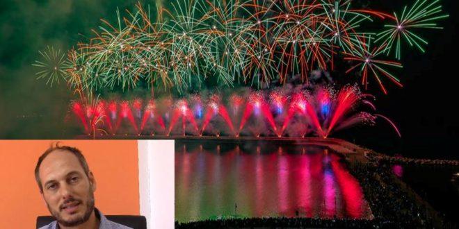IL SINDACO PUGLIESE E GLI EVENTI DELL'ESTATE 2018 A MONTE DI PROCIDA. Video