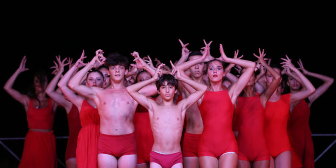 """Enorme successo per """"Stelle del mare"""", ultima fatica coreografica del Maestro Antonio Colandrea"""