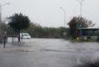 Video e foto: mattinata con tanta pioggia e allagamenti. Caduti 42mm di pioggia