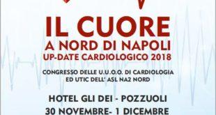 IL CUORE A NORD DI NAPOLI UP-DATE CARDIOLOGICO POZZUOLI 30 nov/1 dicembre