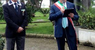 Bacoli,celebrata la commemorazione dei caduti.