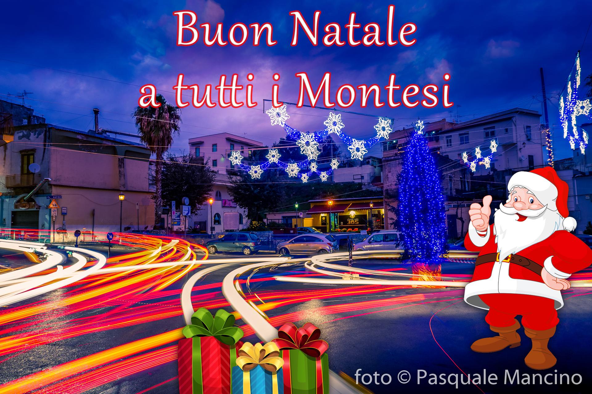 Buon Natale Tutti.Buon Natale A Tutti I Montesi Monte Di Procida