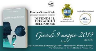 Sarà presentato al Comune il primo romanzo di Francesca Scotto di Carlo.