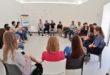 Scambio con giovani imprenditori da Ucraina ed Azerbaijan al serbatoio creativo. Video