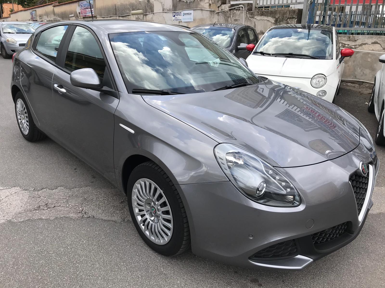 Autoservice –  Auto Seminuova ALFA ROMEO Giulietta 1.6 MTJ 120cv – 2017
