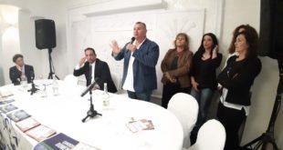 Villa Riflesso incontro con La Lega Salvini, con Nello Savoia, Raffaele Cardamuro. Video