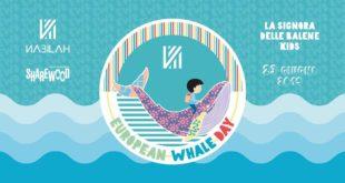 """Nabilah La signora delle balene"""" sarà dedicata ai bambini il secondo appuntamento."""