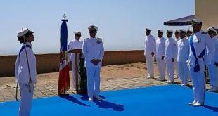 Procida Il tenente di vascello Calogero Carapezza è il nuovo comandante della Guardia Costiera