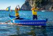 Foto, Arcangelo e Nicola Pugliese vincono il palio marinaro dell'Assunta, categoria Maschi