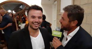 Andrea Sannino saluta Monte di Procida. Intervista Video