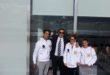 Visita alla base di Luna Rossa per gli atleti più promettenti della FIV del Circolo Nautico MdP