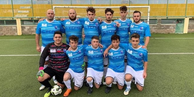 A Monte di Procida ritorna il calcio: la Monte Calcio parte dalla terza categoria