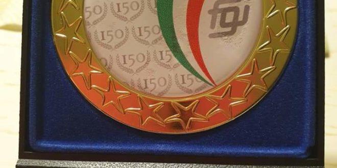 Premiati i nazionali di Monte di Procida e Bacoli per i 150 anni della Federazione Ginnastica d'Italia
