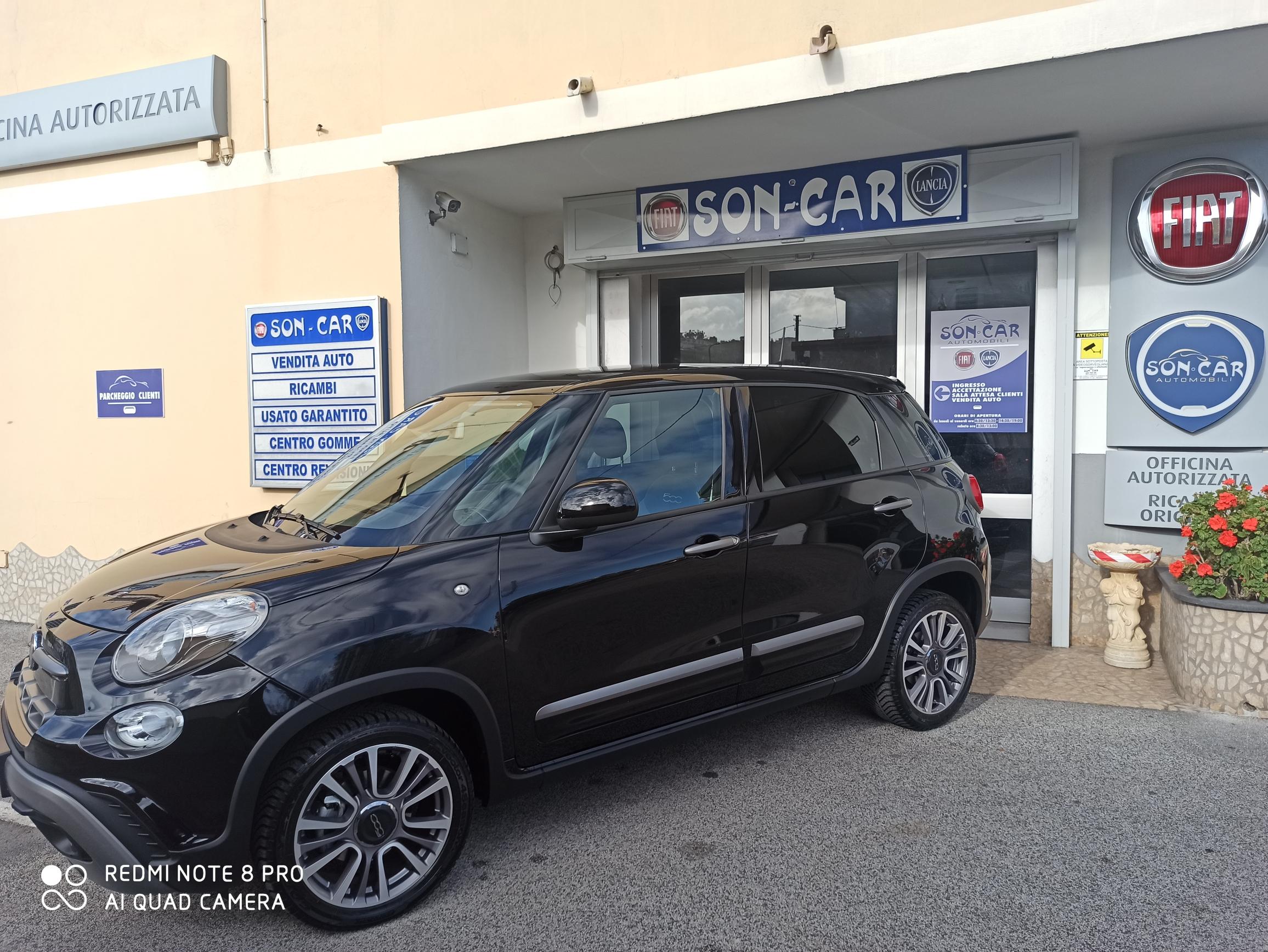 SON CAR  FIAT 500 L CROSS 1.3 MULTIJET 95 CV DA 13900,00 A €14500,00