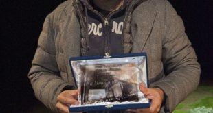 MIMMO BORRELLI vince il PremioTuttoteatro.comRenato Nicolini 2019