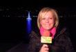 BACOLI. Acceso L'albero galleggiante del lago Miseno, ecco chi sono i promotori. Video e Foto